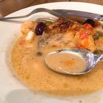 taverna la amico - コクのあるスープ