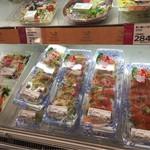 ヤオコー - サラダコーナー