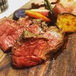 スノー グース - シェフイチオシのお肉の盛り合わせ‼2種〜