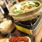 炎 - 鶏火鍋