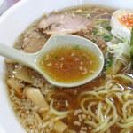 渡来亭 - 2016年11月 スープ