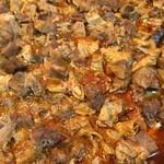 スノー グース - シェフ思い出の味‼イタリアのピリ辛モツ煮