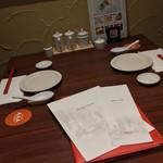 A・DINING - A・DINING(エーダイニング)(東京都港区新橋1-4-5 G10ビル 5F)テーブル席