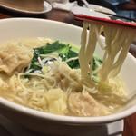 A・DINING - A・DINING(エーダイニング)(東京都港区新橋1-4-5 G10ビル 5F)ワンタン麺
