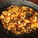 A・DINING - A・DINING(エーダイニング)(東京都港区新橋1-4-5 G10ビル 5F)麻婆豆腐 1000円