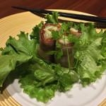 A・DINING - A・DINING(エーダイニング)(東京都港区新橋1-4-5 G10ビル 5F)北京ダック(4個)2200円