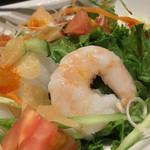 A・DINING - A・DINING(エーダイニング)(東京都港区新橋1-4-5 G10ビル 5F)A・DININGサラダ