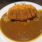 カレーハウスCoCo壱番屋 - ロースカツカレー(400g)835円