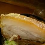 58999646 - 皮付き豚も美味し