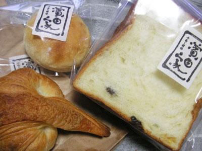 小麦と酵母 濱田家 三軒茶屋本店