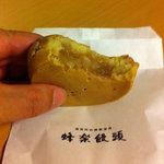 Kumamotohourakumanjuu - 蜂楽饅頭(白あん)