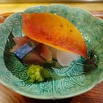 天ぷら 松 - 刺身