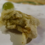 天ぷら 松 - 牡蠣の天ぷら