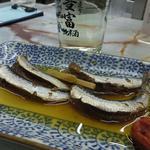 多田屋 - イワシの煮付け、少し酢が入っているようですねw