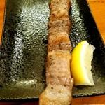 原始ろばた焼 ホワイトハウス - 豚バラ串