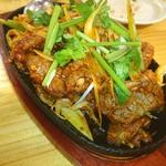 中国茶房8 - 羊肉の炒めもの♥(*´ω`*)