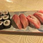 59003923 - まぐろ寿司セット