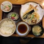 みやした - 【天ぷら定食…910円】♫2016/10