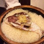 dining IOR?I - 名物鯛めし〜タジン風土鍋炊き〜