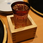 新乃 - 日本酒(酔鯨)