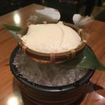 59005563 - 濃厚ざる豆腐