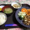 ひまわり - 料理写真:日替りランチ=600円 コーヒー付
