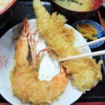 59006087 - ばんや天丼(大盛)1,800円(外税)