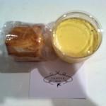 ルスティカ菓子店 - ●プリン ●スコーン