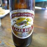 天益 - ビール。