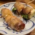 IKKYU - 豚バラのチーズ巻き