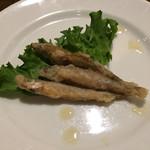 ワインレストラン ドミナス - わかさぎのシャルドネ・エスカッベシュ