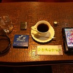 バラ屋 - ブレンドコーヒー