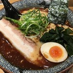 屯ちん - 魚豚ラーメン