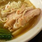 天下ご麺 - 鶏肉