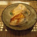 たつ福 - 穴子 (塩&煮つめ半々)