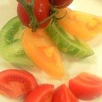 たがみ - 季節限定トマト盛り合わせ