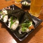 昭和食堂 - サーモンマグロツナ