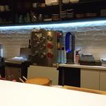 SUSHI BAR THE ƎND -縁戸- - 調理場