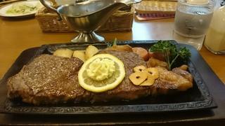 とんかつステーキ まこと亭 - ステーキ