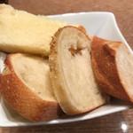 59011221 - 15種類のパン食べ放題