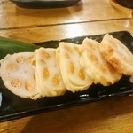 佐賀県三瀬村ふもと赤鶏 - 柚子こしょうれんこん