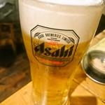 佐賀県三瀬村ふもと赤鶏 - 生ビール