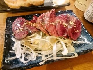 佐賀県三瀬村ふもと赤鶏 田町本店 - 名物レバテキ