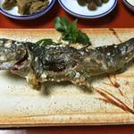 59015401 - 川魚塩焼き