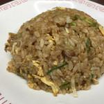 来来亭 - 料理写真:パラパラ焼き飯フィーバー♫