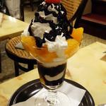 シエモア - チョコレートパフェ