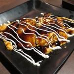 鉄板焼 Mangetsu - とんぺいミルフィーユ
