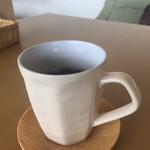 マドカフェ - 食後のコーヒー