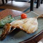 まつみや - 焼き魚(朝食)