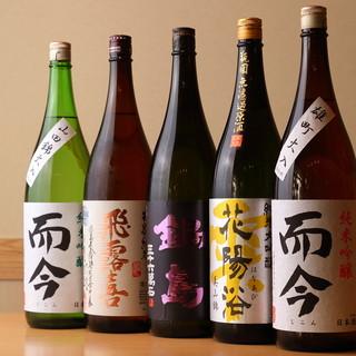 ♪竹ノ塚で日本酒約30種類と燻製料理に特化した居酒屋です♪